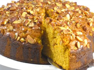 Low Fat Pumpkin Crunch Cake Recipe with Weight Watchers Points