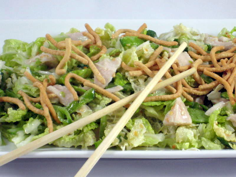 napa chinese turkey salad 1